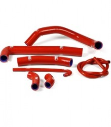 SAMCO SPORT Radiator Hose Kit – for Ducati 1199 Panigale R 2012-2014 – TCSDUC-23 – RED