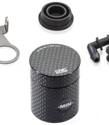 CNC Rear Brake/Clutch Fluid Reservoir 12ml – Carbon – SE800