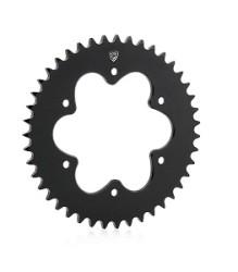 CNC RACING Ducati Ring Gear, 6 Hole, 520 Pitch, 38-43 Tooth Sprocket – CN550/ CN551/CN552/CN553/ CN554/CN555