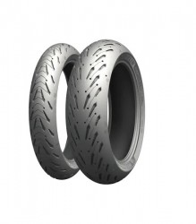 MICHELIN Road 5 – Front Tyre – 120/70 ZR17 (55W)