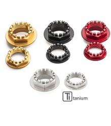 CNC RACING Ducati Rear Wheel Axle Nut Sets – DA382