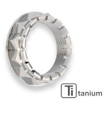 CNC RACING Ducati Rear Wheel Axle Nut (Titanium) – DA501X