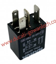 Aftermarket 4 Pin RELAY for Ducati 12V 20A – 54140031A
