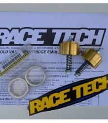 RaceTech Gold Valve Kit 38mm